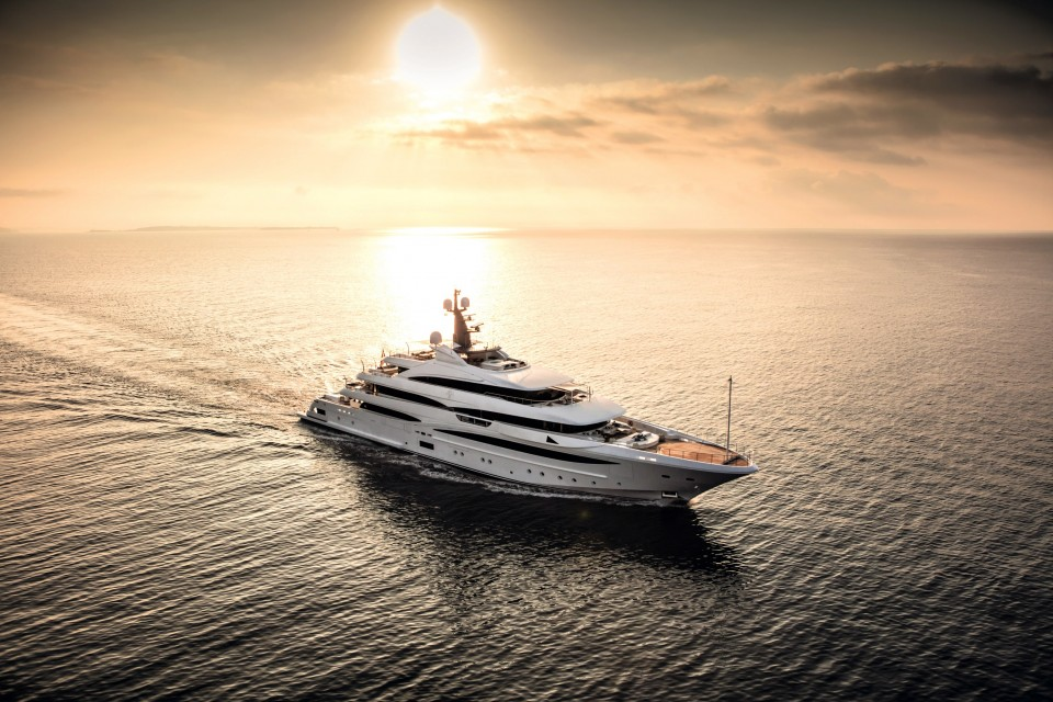 Stay connected at sea with Videoworks - cutting-edge on-board systems