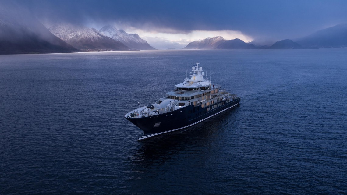 Development of the Russian yachting market