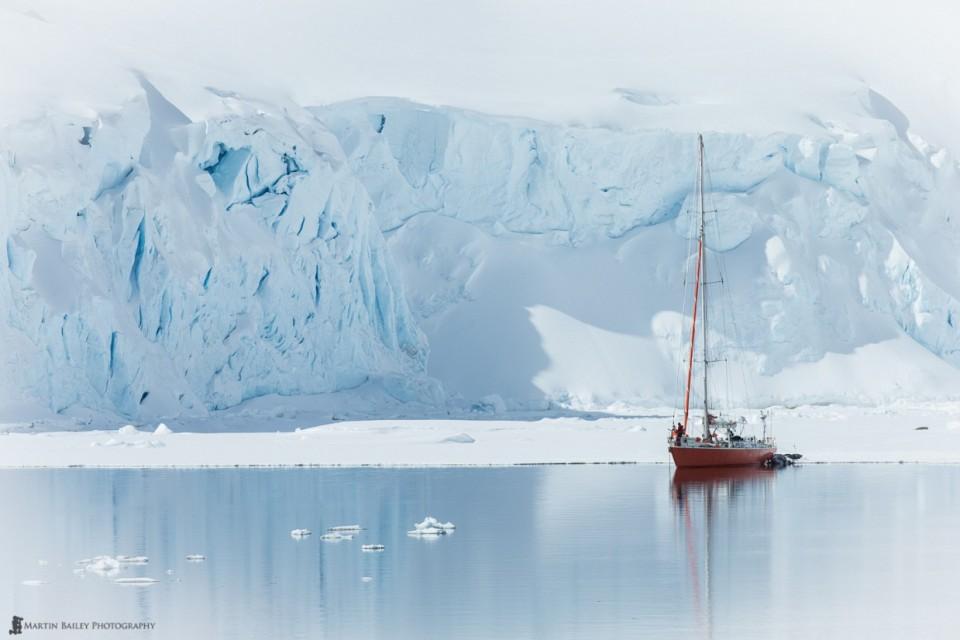 Лучшие направления для путешествий во льдах