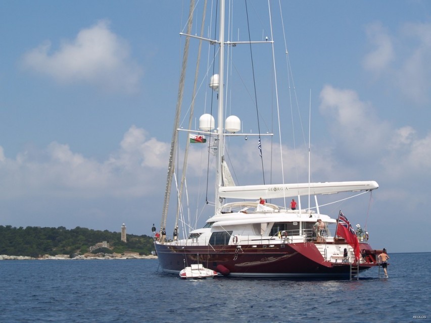 Price drop for Alloy sailing yacht Georgia