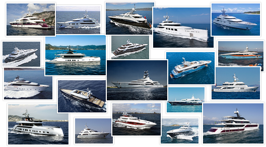 41 projects and 29 yachts built since 2004.