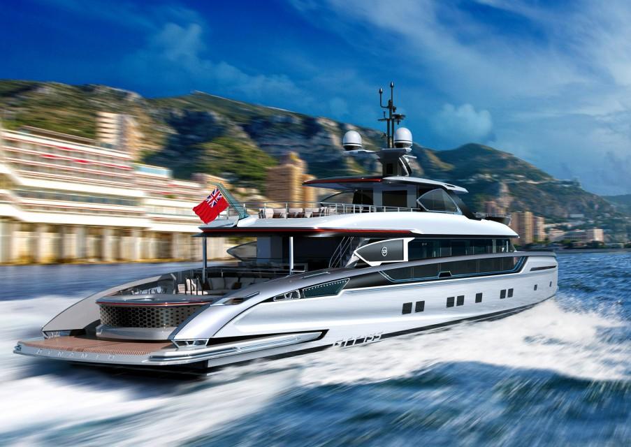 Новая яхта Dynamiq GTT 135 продана!