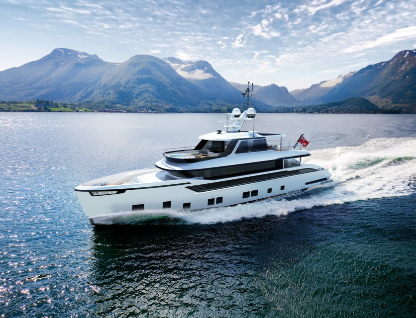 Dynamiq unveils its most compact explorer yacht: The Global 300