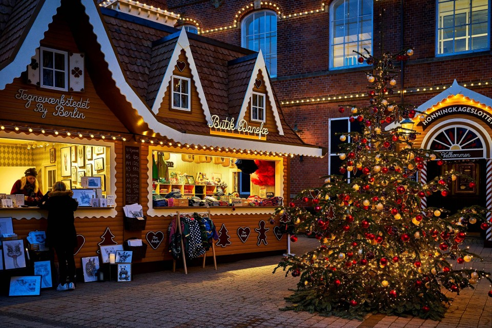 Hotlist of unique Christmas market in Europe