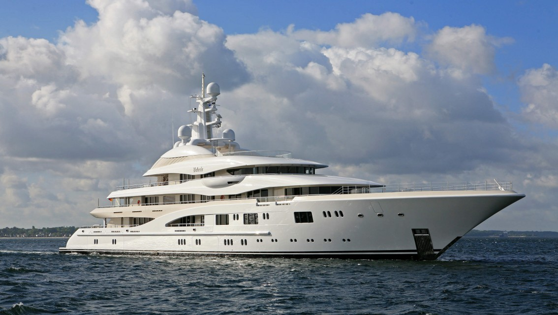 M/Y Valerie listed for sale exclusively with Dynamiq Sales & Charter