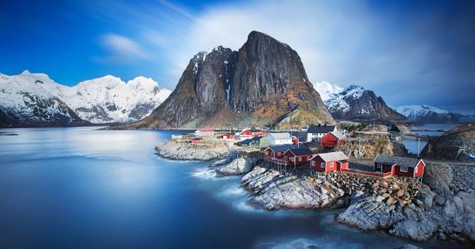 Круиз на яхте в Норвегию