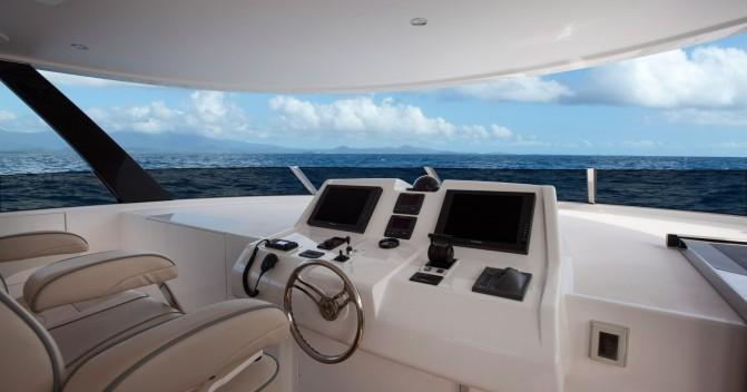 Какую яхту выбрать: парусную или моторную?