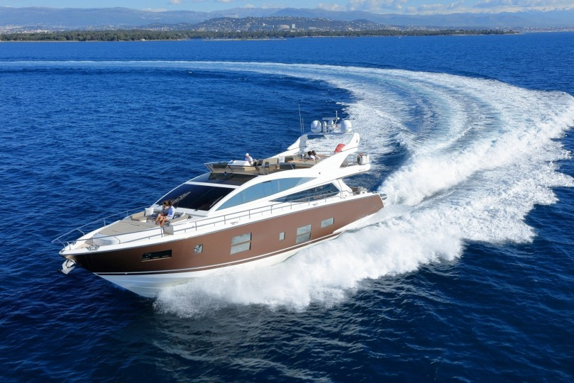 M/Y SUMMER BREEZE