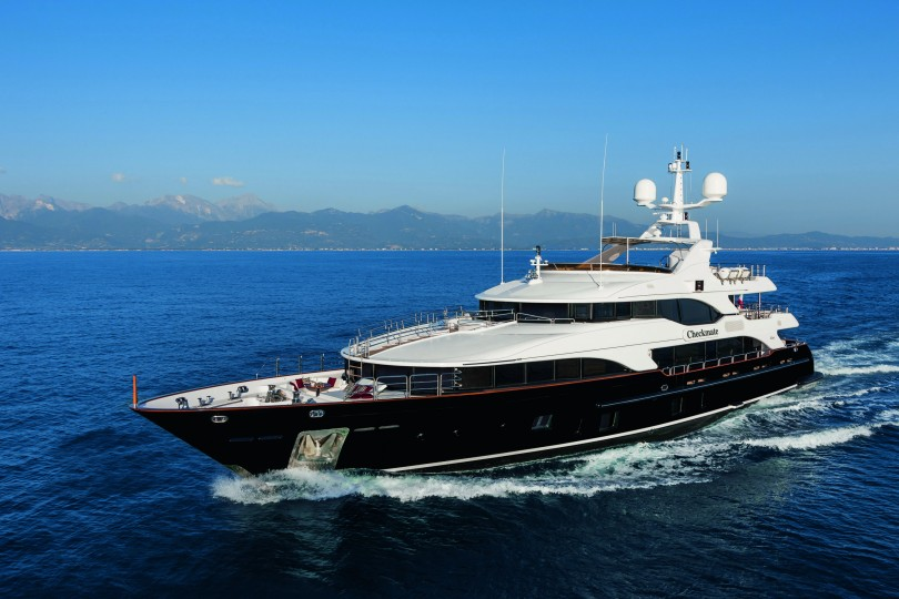M/Y Checkmate