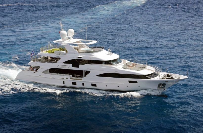 M/Y EDESIA