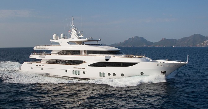 M/Y Escape - €4,000,000 price reduction