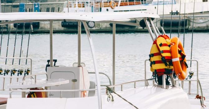 Аварийные ситуации на яхте: план действий