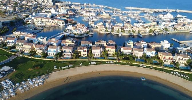 Яхтенные марины Кипра