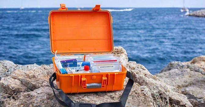Какие лекарства взять с собой в круиз на яхте: основные рекомендации