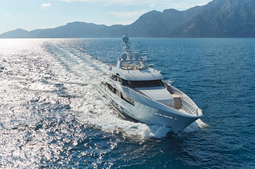 M/Y MOON SAND