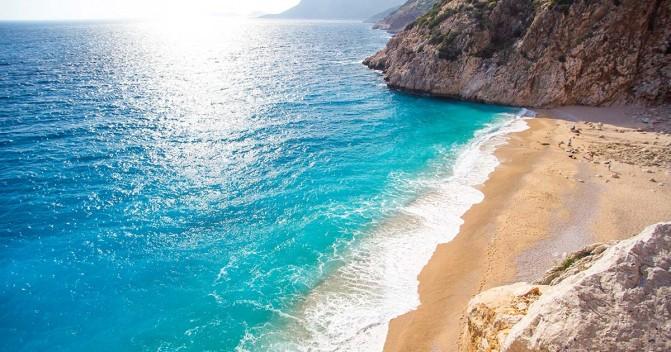 Самые  интересные места Турции для посещения на яхте