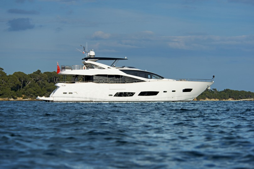 M/Y TWENTY-EIGHT