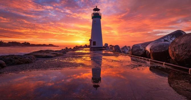 Самые красивые маяки мира